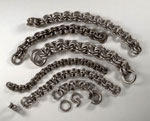 Pictish chains of silver