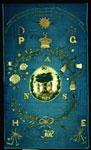 Banner of The St Cuthbert's Lodge of Free Gardeners