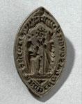 Seal matrix, of the Bishop of Galloway