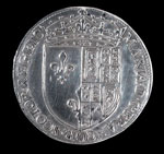 Jeton (Obverse), of Mary, Queen of Scots