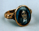 Ring, associated with Charles II
