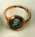 Ring associated with Charles I