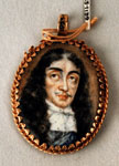 Miniature of Charles II