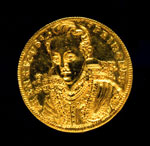 Medal (obverse) commemorating Prince Henry, son of James VI and I