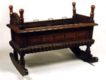 Cradle of the young James VI and I