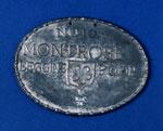 Beggar's badge