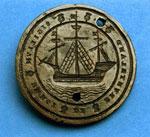 Seal matrix, of the Burgh of Burntisland, Fife