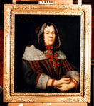 Painting, of Lady Mary Stewart, wife of 7th Laird of Freuchie