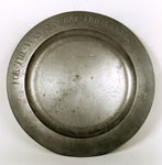 Communion plate, of Wester Greyfriars Kirk, Edinburgh