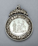 Medal (obverse), of Royal High School, Edinburgh