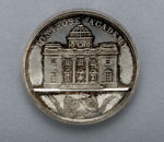 Silver medal (obverse) of Montrose Academy, Angus
