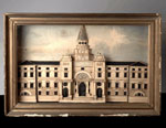 Model, of Old College, University of Edinburgh