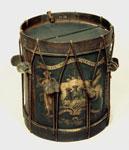 Drum, used by Edinburgh Town Guard