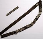 Highland sword belt