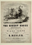 Sheet music cover, The Robert Bruce Quadrilles