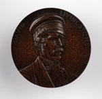 Medal (Obverse), commemorating David Livingstone