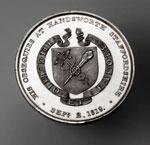 Medal (Reverse), commemorating the death of James Watt