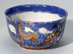 Earthenware bowl