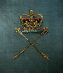 Regimental colour of the Appin Stewart Regiment