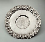 Silver salver known as the Strathmore Salver