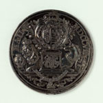 Silver medal (reverse) commemorating the Treaty of Union