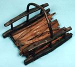 Cradle and fir splinters
