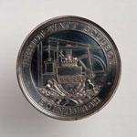 Silver medal of Heriot-Watt College
