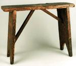 Discipline stool