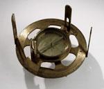 Surveyors' compass