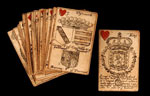 Playing cards made in Edinburgh
