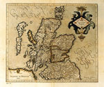Map, of Scotland