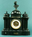 Clock, presented to Robert Torrance