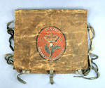 Knapsack of the 10th regiment, North British Militia