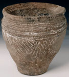 Early ceramic pot