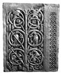 Shrine panel (cast)