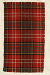 Tartan sample, probably woven by William Wilson & Sons, Bannockburn, near Stirling