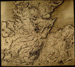 Map (sheet 5), Map of Scotland, published by John Stockdale, Piccadilly, London