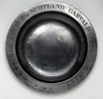 Communion plate (front)