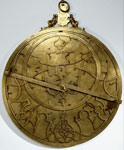 Astrolabe (electrotype), thought to have been owned by Philip II of Spain