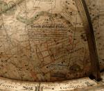 Celestial globe (detail)