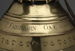 Lantern (detail), associated with Fairbairns of Cockburnspath
