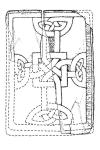Cross-slab from Iona, Argyll and Bute