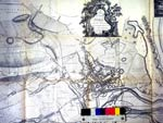A plan of the City of Aberdeen with all the inclosures surrounding the town to the adjacent country from a survey taken 1789