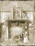Photograph in Greyfriars churchyard: view of Dennistoun Monument