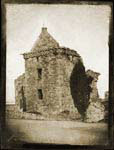 Fore Tower of Cardinal Beaton's Castle, St Andrews