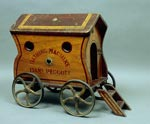 Bathing machine, model