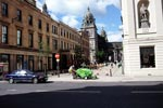 John Street and the City Chambers, Glasgow