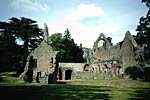 Dryburgh Abbey, A Medieval Church