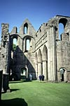 Dundrennan Abbey, A Medieval Church