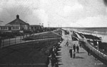Aberdeen Beach Promenade showing the Beach Ballroom, c.1920